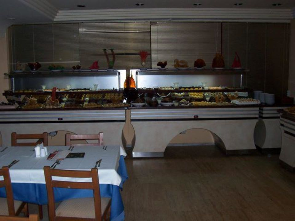 Das leckere Kuchenbüffet Hotel Panorama