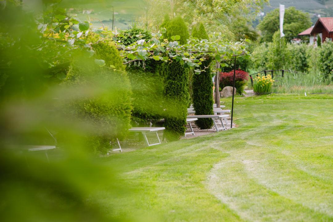 Gartenanlage Im Tiefenbrunn Gardensuites & Residence
