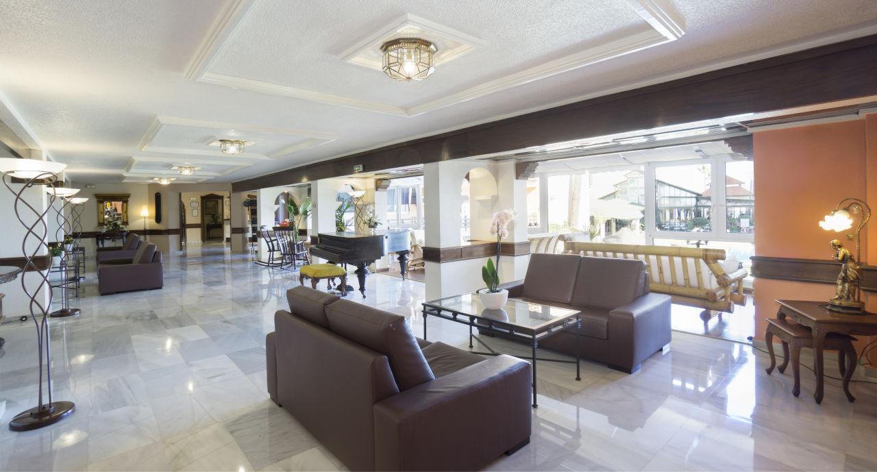 Lobby Hotel MS Tropicana