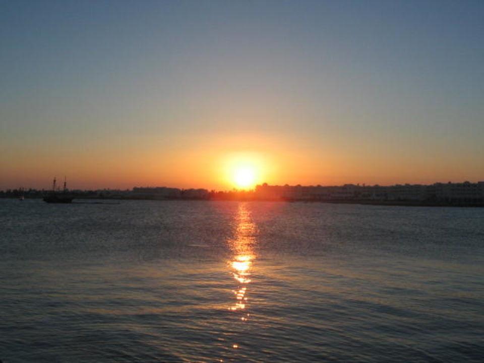 Sonnenuntergang Minotel Djerba Resort