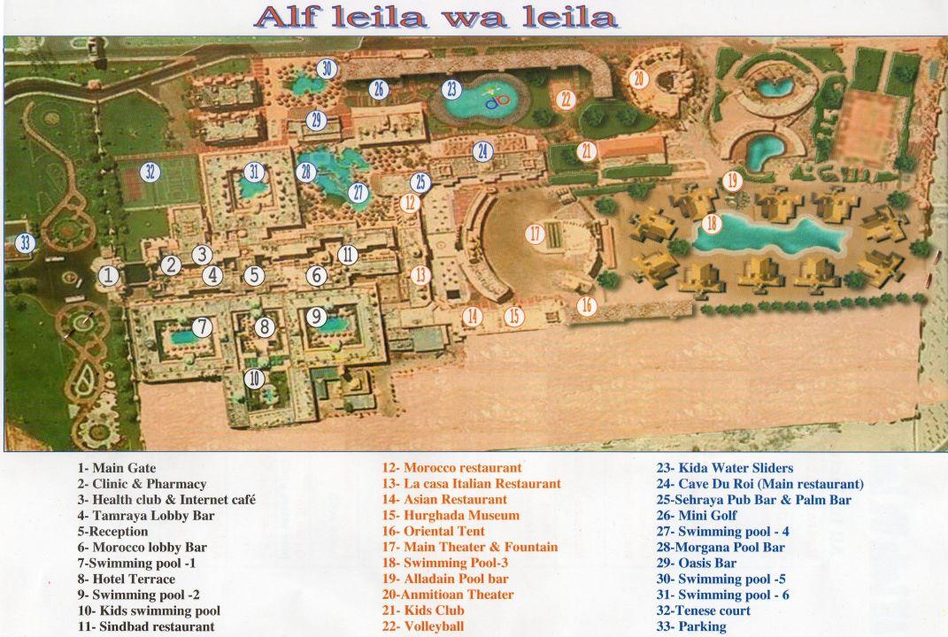 Bewertung Hotel Alf Leila Wa Leila  Nacht