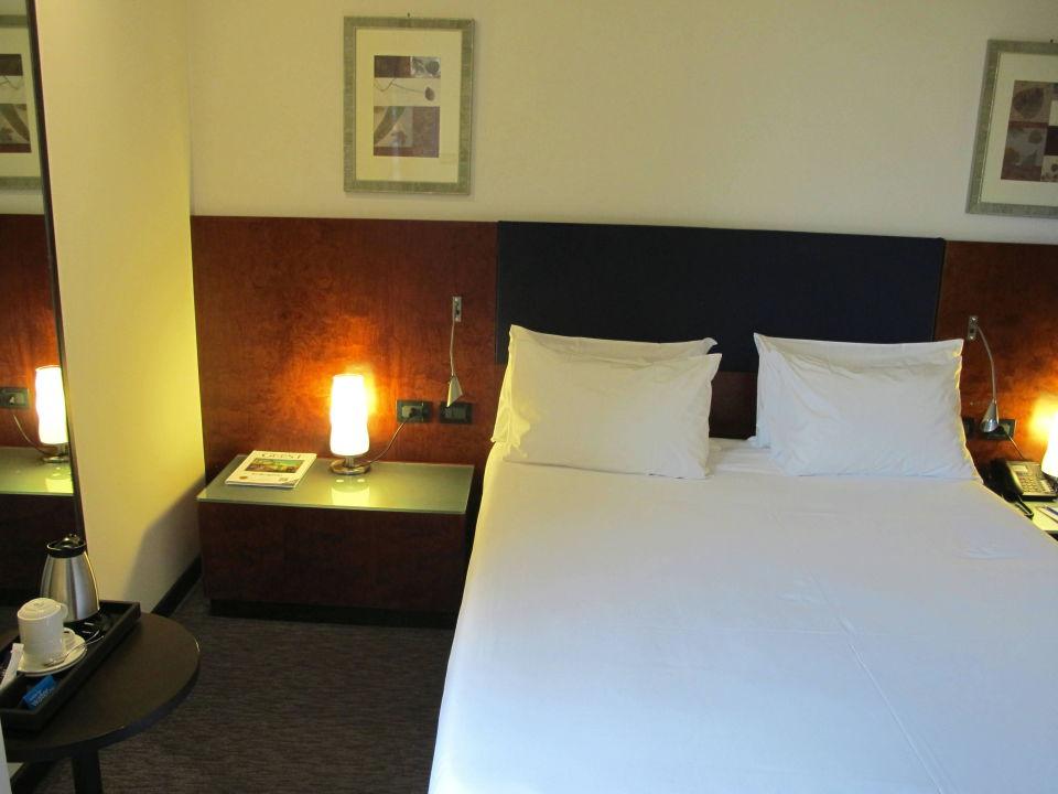 Bett Hotel NH Bergamo