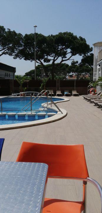 Pool Hotel Stella Maris