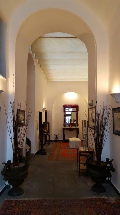 Lobby Hotel Real Orto Botanico Neapel Holidaycheck Kampanien