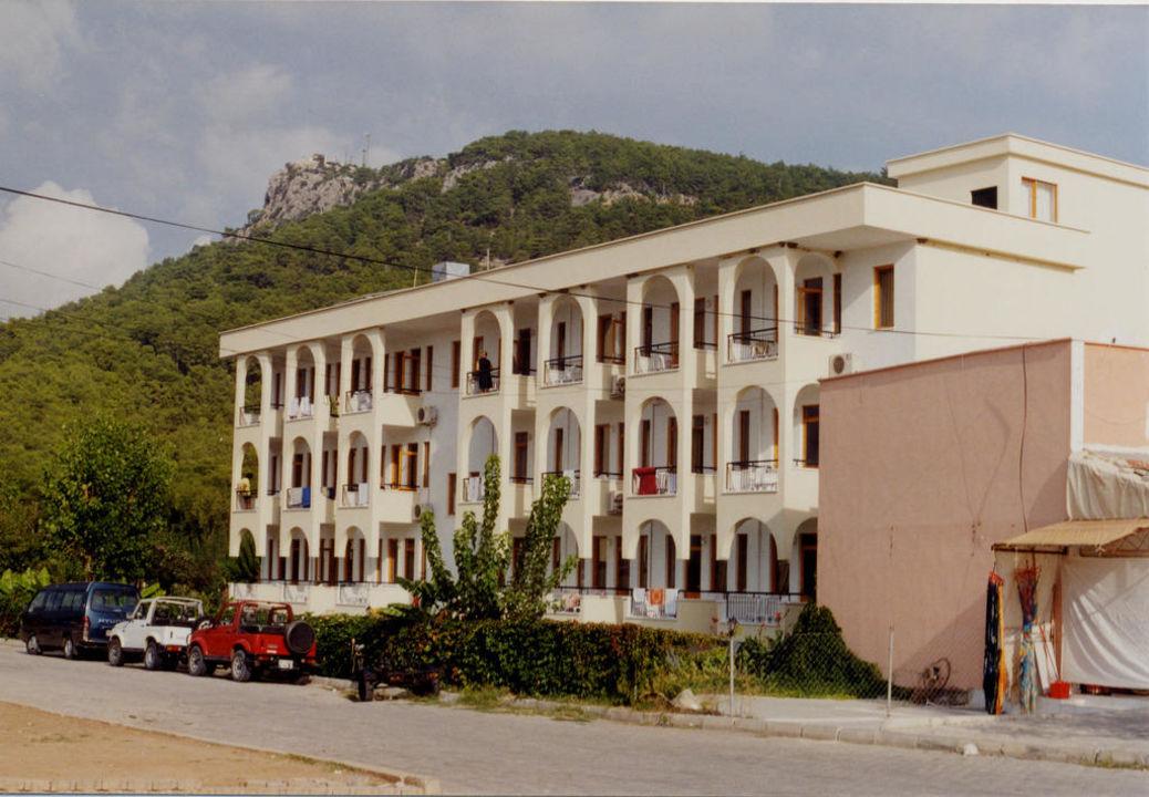 Hauptgebäude des Hotels Ferienhaus Ferienhaus Hotel