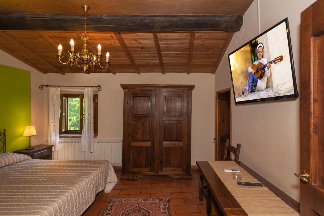 Zimmer Hotel Villa Rinascimento