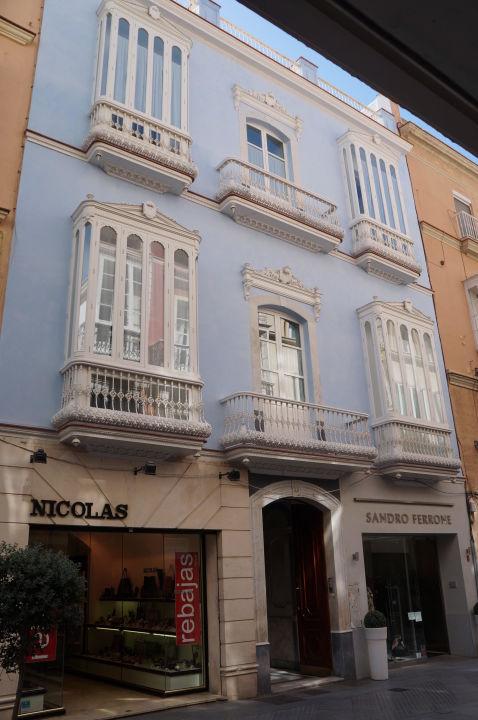 Casa Palacio Cádiz Apartments Casa Palacio Cádiz
