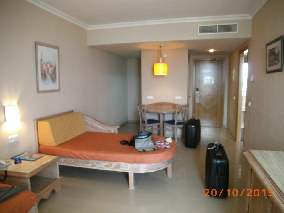 Appartement Typ 2 Wohnzimmer Mit Kitchenette Grupotel Natura Playa