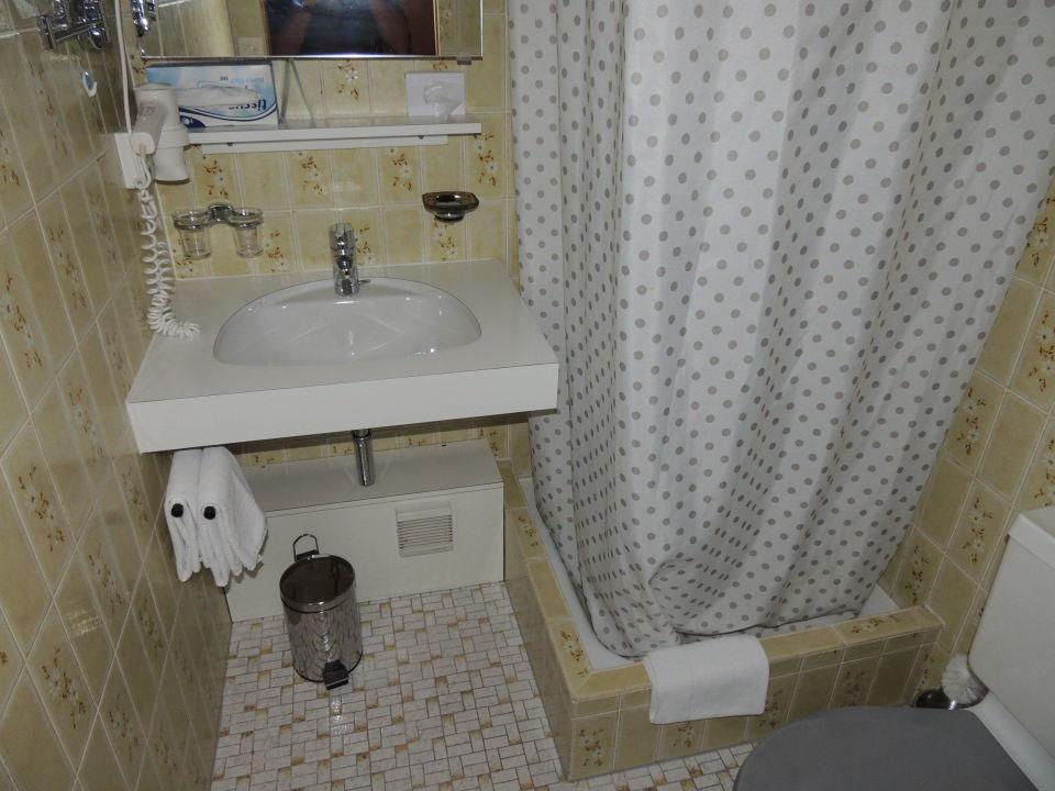 Bad - etwas altmodisch Hotel Parsenn