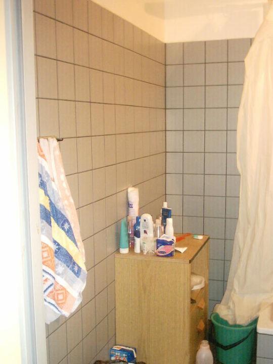 Il bagno Hostel Haus Pro-social