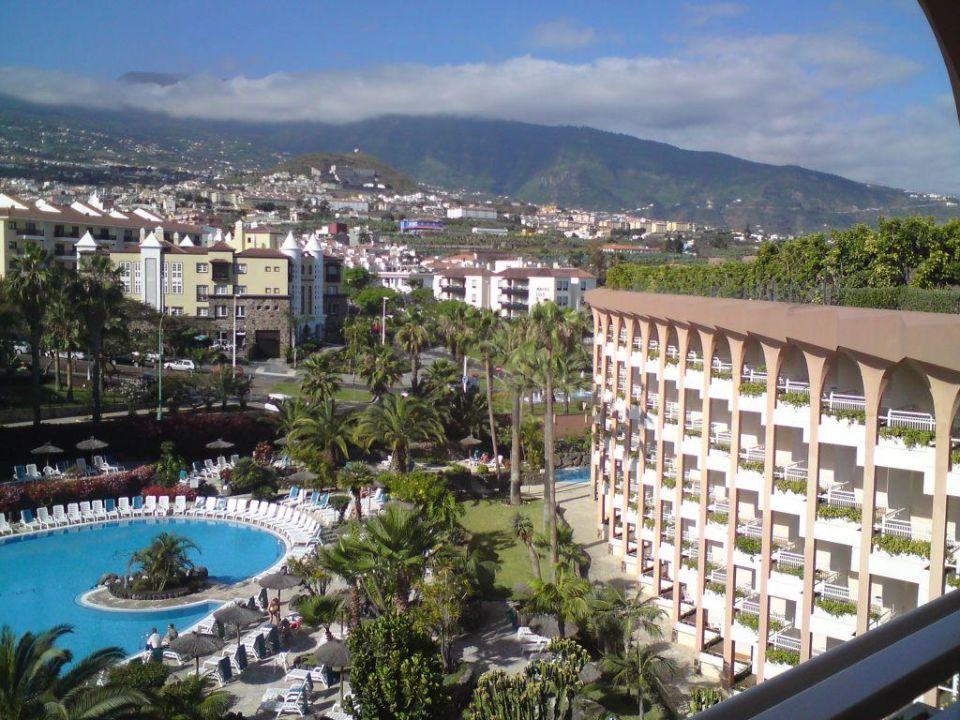 Hotel Puerto Palace Puerto De La Cruz Spanien