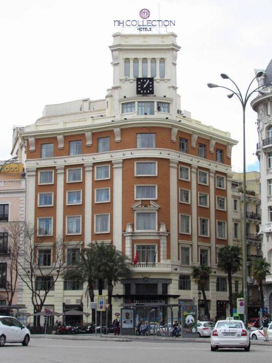 Street view Hotel NH Collection Madrid Paseo del Prado