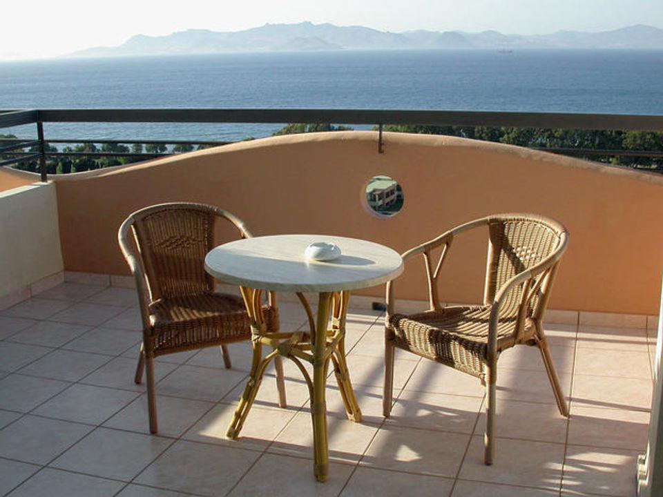 Balkon Kipriotis Panorama Hotel & Suites