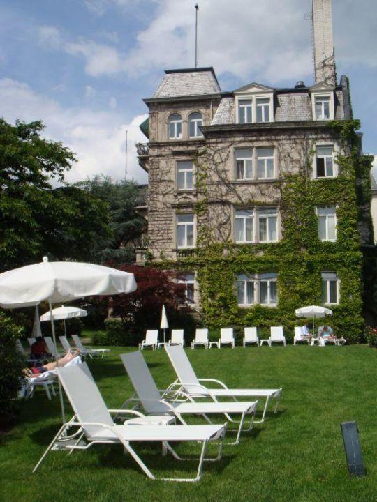 Villa Stephanie Brenners Park Hotel Spa Baden Baden