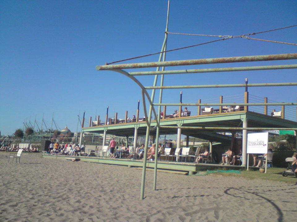 Strandbar Hotel Limak Lara de Luxe