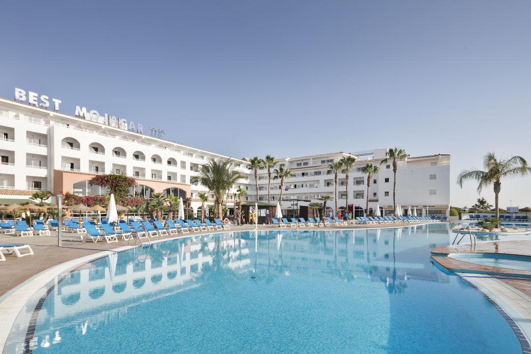 Pool Hotel Best Mojacar