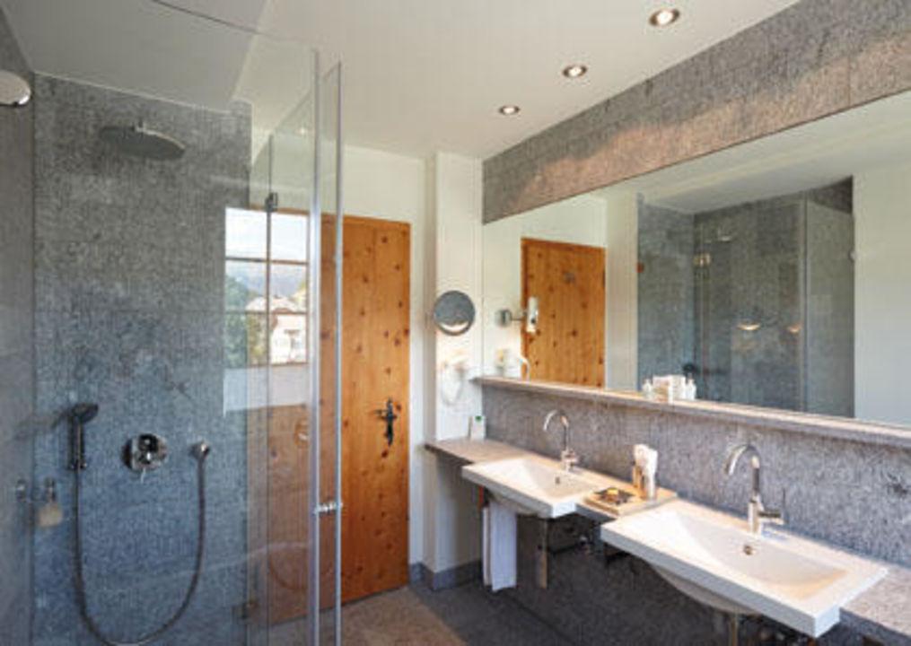 neues badezimmer mit dusche hotel la margna in st moritz holidaycheck kanton graub nden
