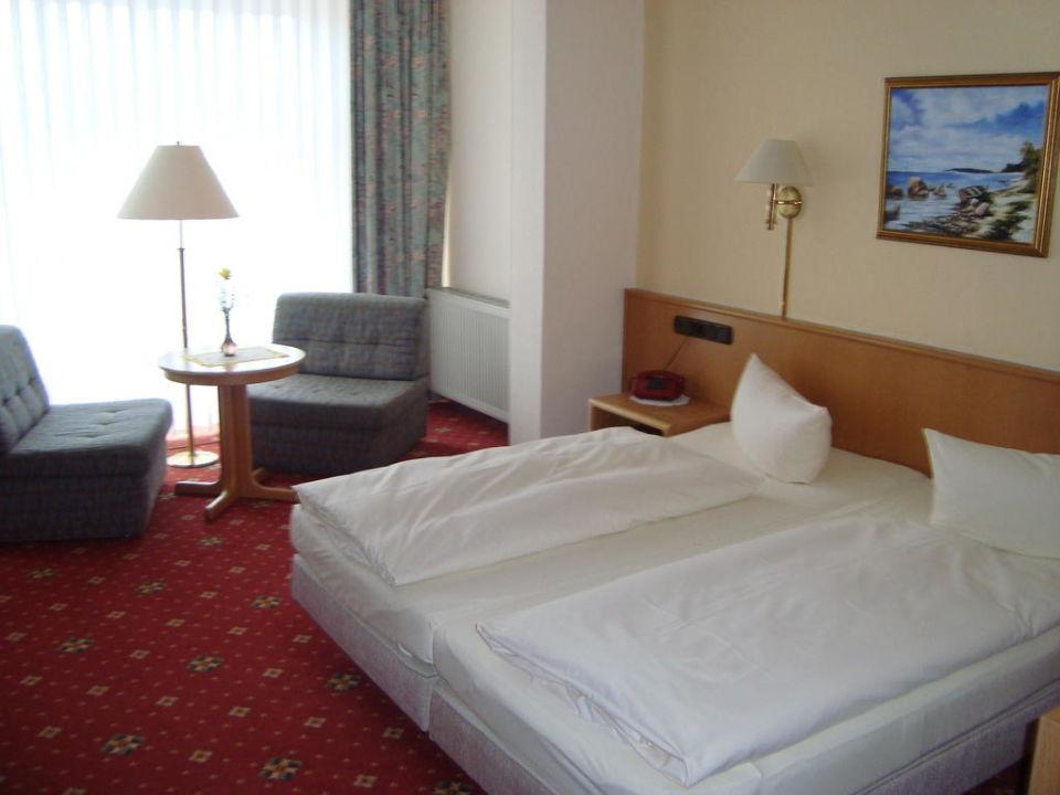 Zimmer Hotel Binzer Hof