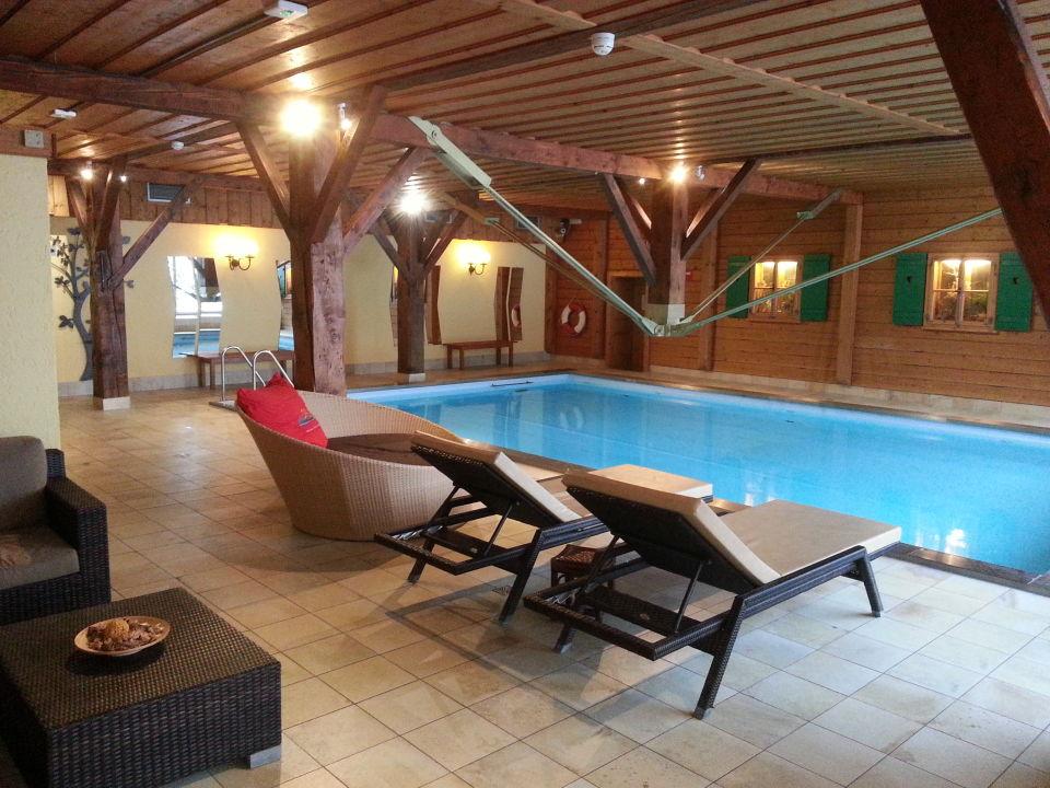 Pool Wellness- & Vitalhotel Böhmhof