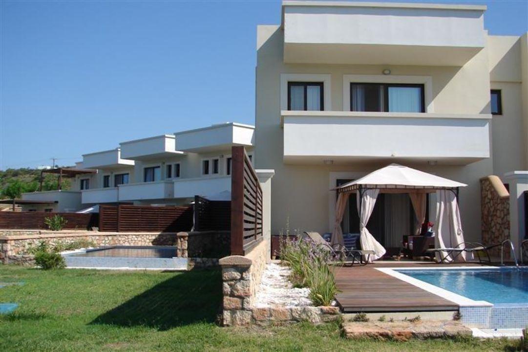 Teilansicht Hotel Al Mare Villas