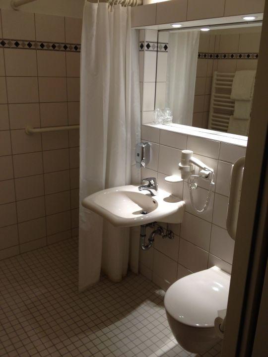 Barrierefreies Bad Dusche Hotel Gda Hildastift Am Kurpark