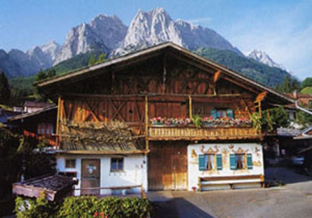 """Bauernhaus Bayern bauernhaus"""" haus wienertoni (grainau) • holidaycheck (bayern"""