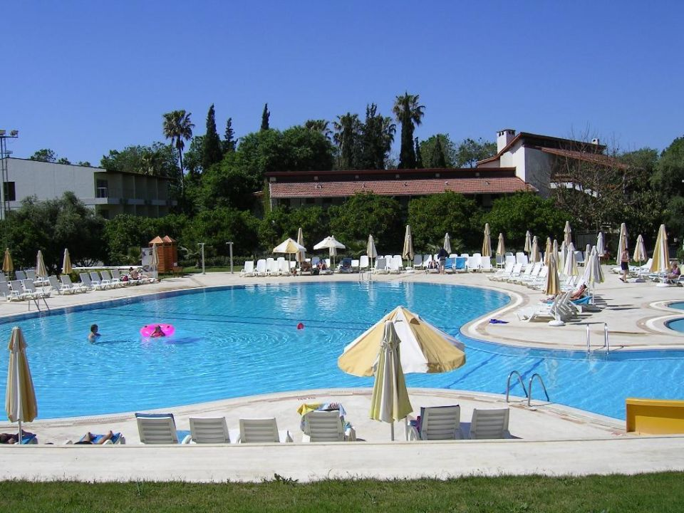 "Unterer Poolbereich / ""    Ruhepool"" Horus Paradise Luxury Resort & Club"