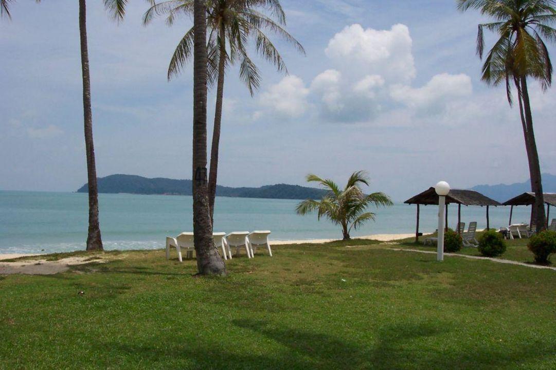 Vor den Suiten Hotel Frangipani Langkawi Resort