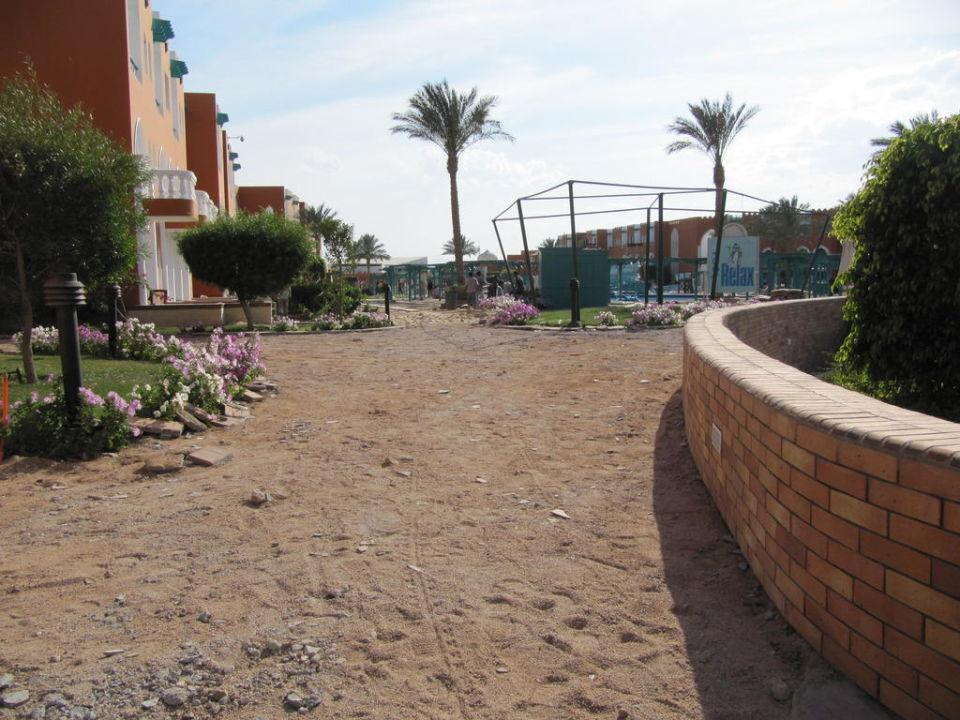 Baustelle SUNRISE Garden Beach Resort