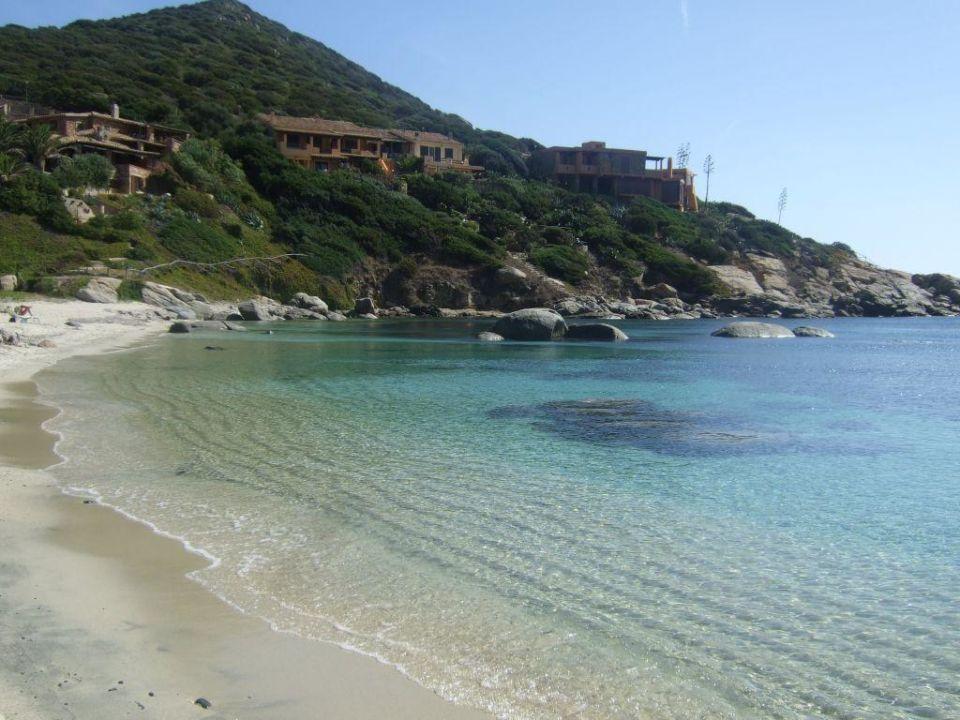 Bucht In Der Nahe Hotel Simius Playa Villasimius Holidaycheck