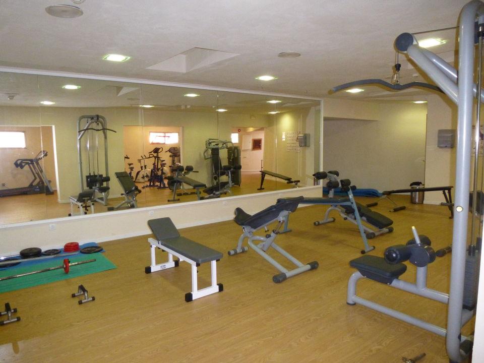 Fitnessstudio Hotel Spa Ferrer Janeiro Can Picafort