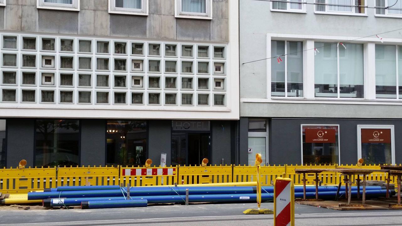 Fesselnde Hotel Loccumer Hof Hannover Das Beste Von Eingang