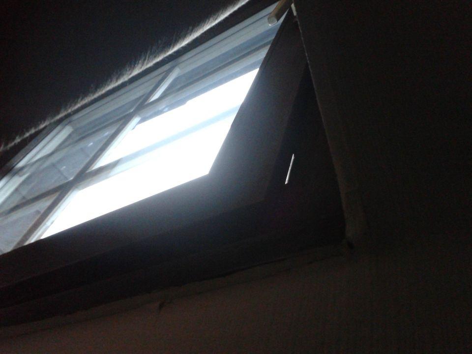 Bild sauberkeit im bad zu kulturhotel koblenz in koblenz for Fenster undicht