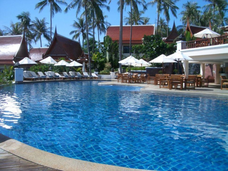 Hotelpool Q Signature Samui Beach Resort