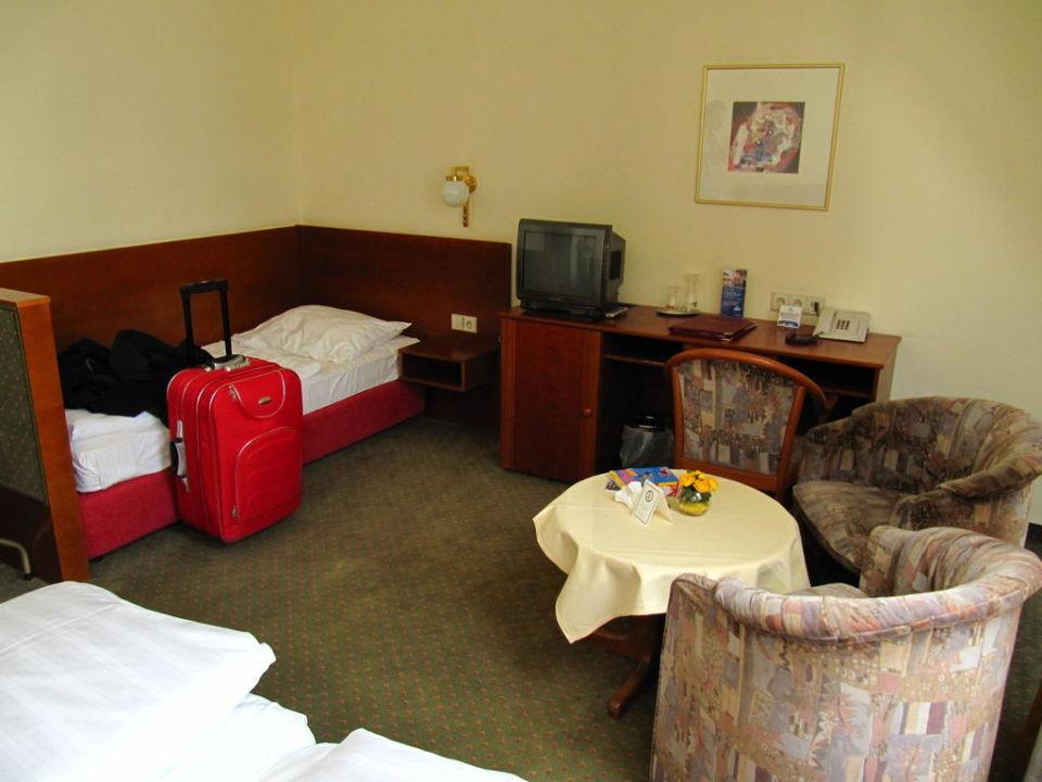 Zimmer Atlantis Hotel Vienna  (Vorgänger-Hotel – existiert nicht mehr)