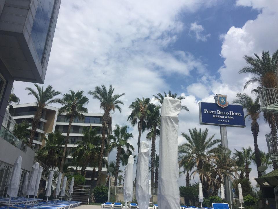 Gartenanlage Porto Bello Hotel Resort & Spa