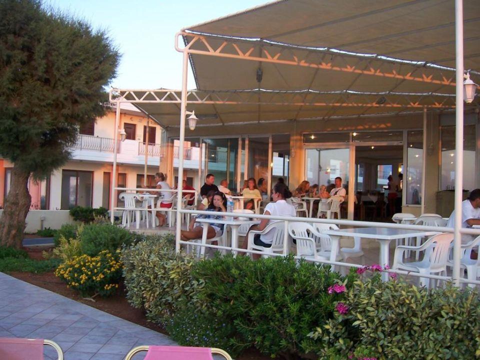 Terrasse Cretan Filoxenia Beach Hotel  (geschlossen)
