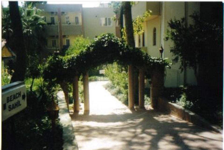 Die Hotelanlage des Hotels Verano Hotel Club Verano