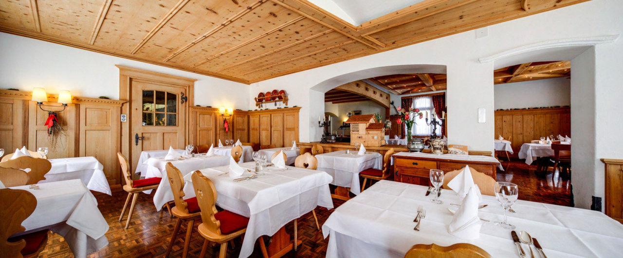 Hotelrestaurant Hotel Parsenn