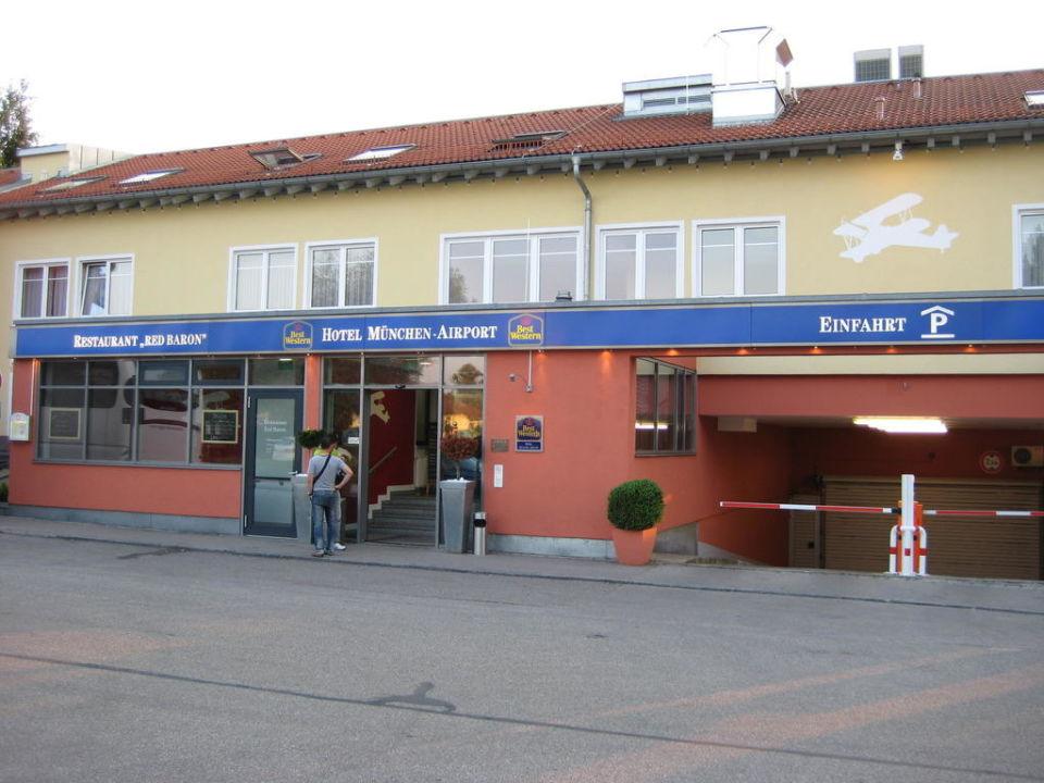 Front Best Western Hotel Munchen Airport Erding Holidaycheck