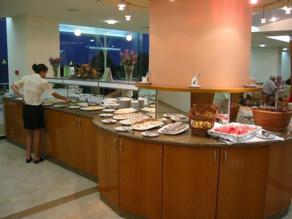 Restaurant im Mirage Hotel Veronika II oder Mirage