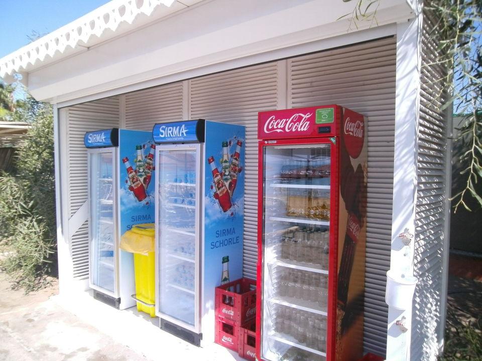 Getränkekühlschränke\