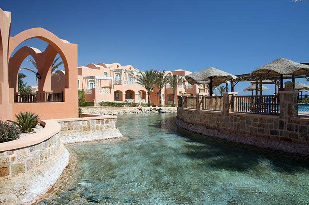 Teil der Lagune Radisson Blu Resort, El Quseir
