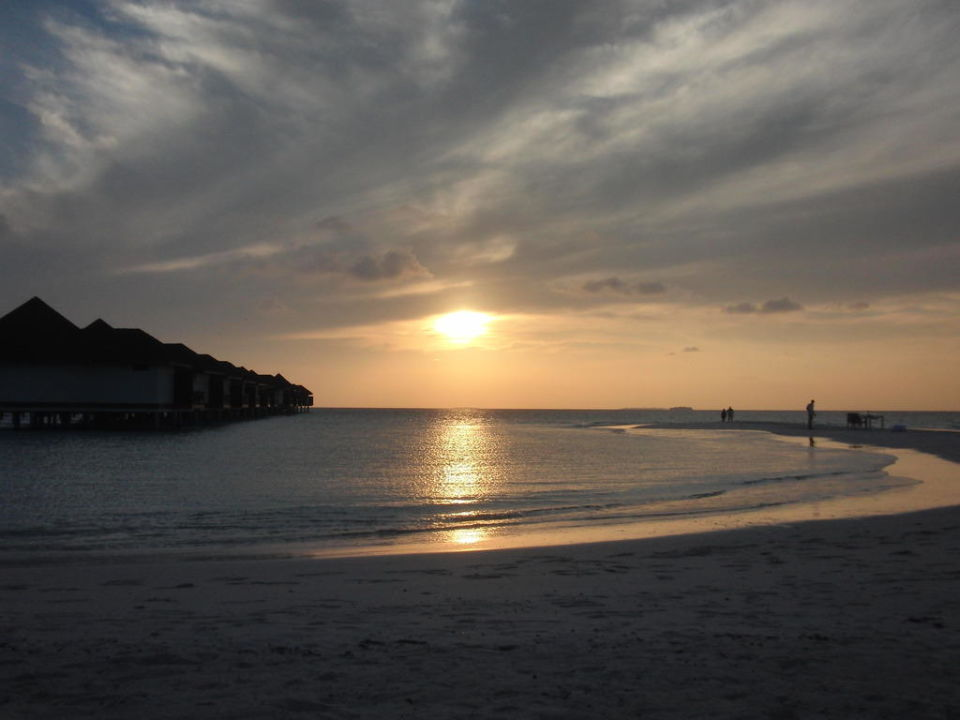 Sonnenuntergang Robinson Club Maldives - Adults Only