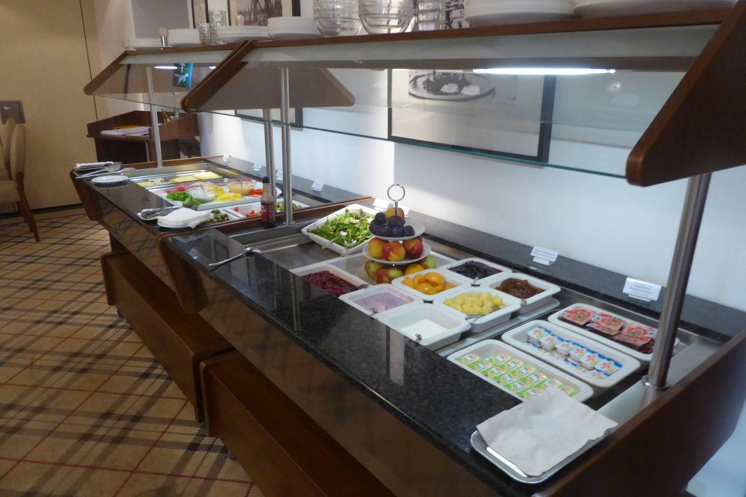 Frühstücksbuffet Mirage Fashion Hotel