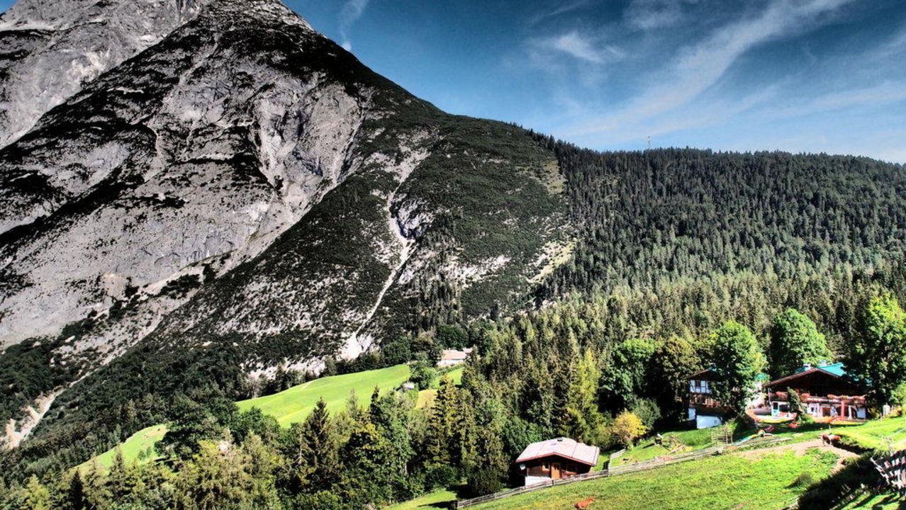 Kristallklare Winterluft (Ropferhof) Hotel Ropferhof