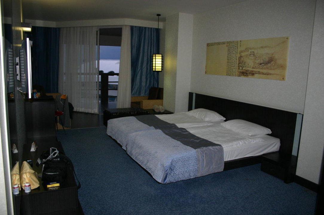 Doppelzimmer Hotel Limak Lara de Luxe