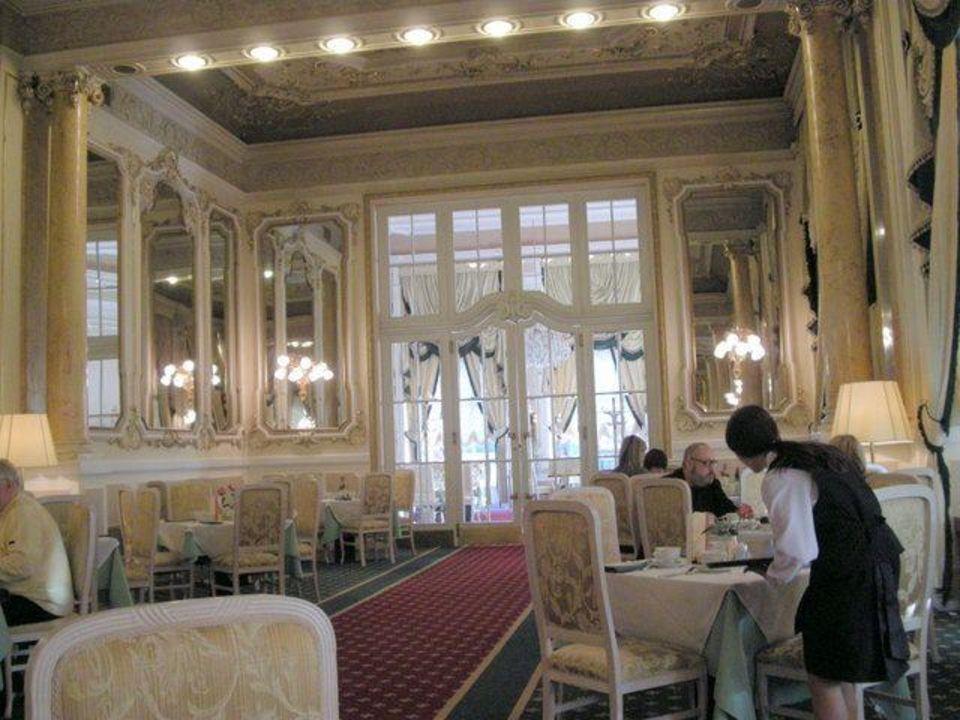 Bild Quot Spiegelsaal Mit Fr 252 Hst 252 Cksbuffet Quot Zu Grandhotel Pupp In Karlsbad Karlovy Vary