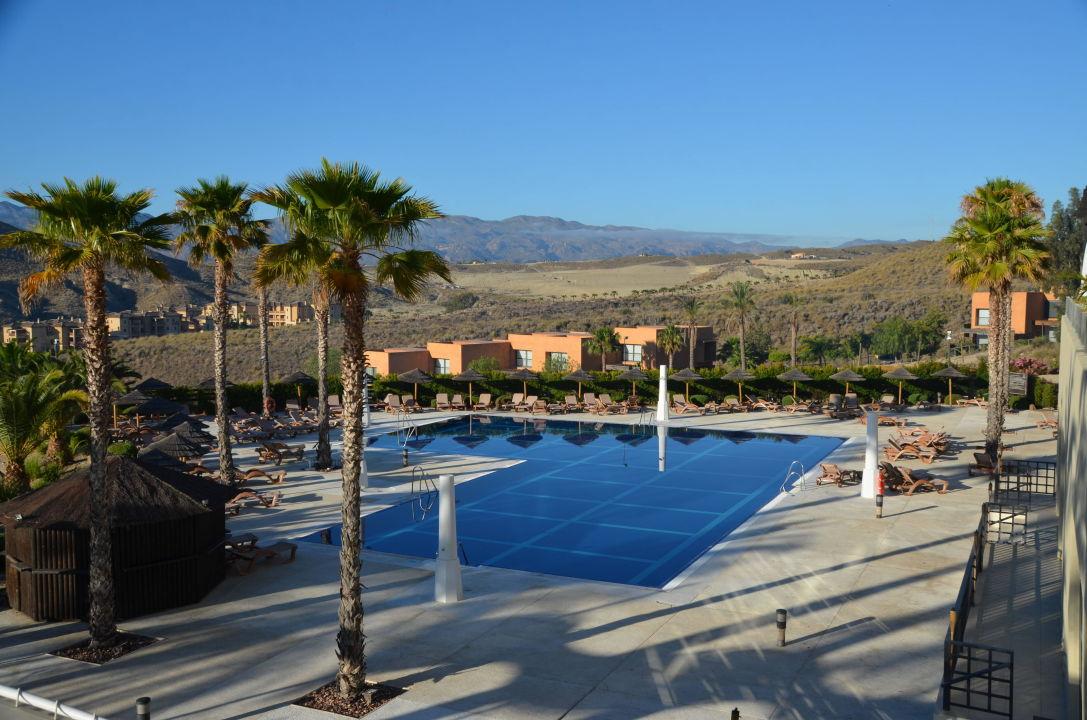 Am frühen Morgen Hotel Valle del Este Golf Spa