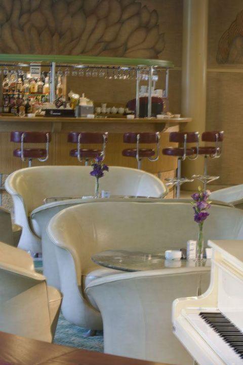 Lobby Bar Danubius Hotel Flamenco